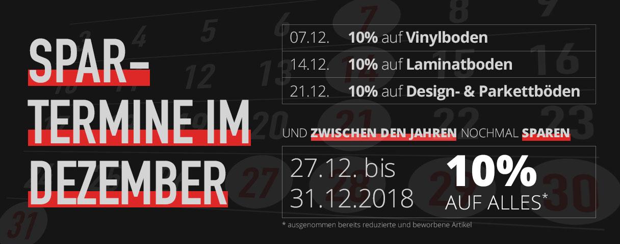 RuckZuck.store - Sparen im Dezember 2018