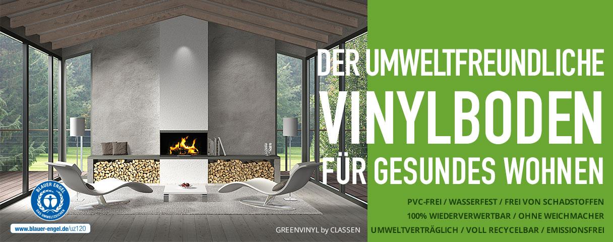 Der umweltfreundliche Vinylboden